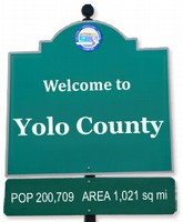 Welcome to Yolo Sign