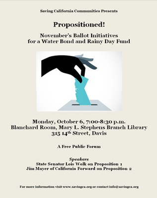 Flyer for 2014-10-06 forum